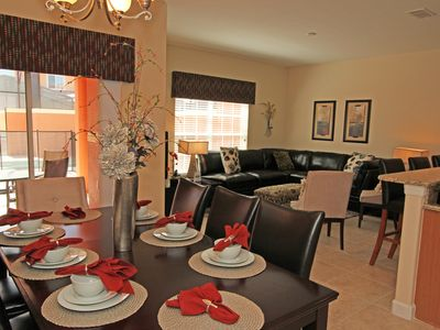Photo for Discounted Rates, Minutes To Disney, Paradise Palms Resort, Private Pool!!