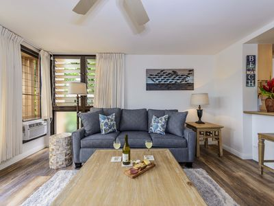 Photo for Kaleialoha 203 Relax By The Sea , Wonderful Beach Cottage