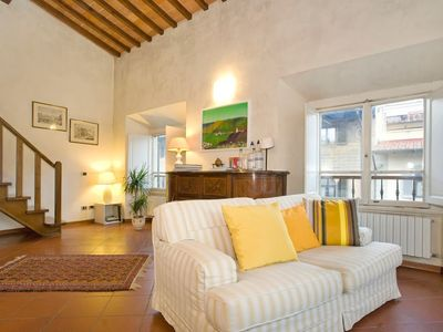 Photo for Apartment in the center of Florence with Internet, Air conditioning (496876)