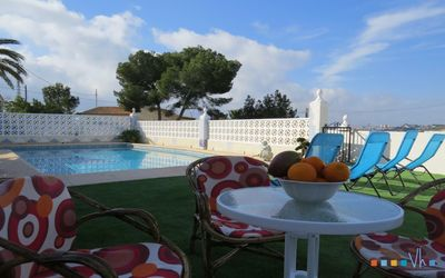 Photo for FABRA - Villa for 6 people 180 metres away from the beach