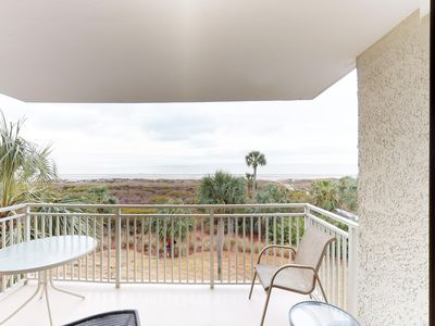 Photo for Oceanfront villa, shared pool, hot tub, and easy walk to the ocean!