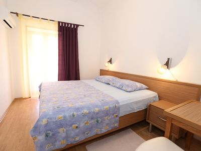 Photo for Rooms Tanja with the Sea View / Double Room Tanja 3 with Balcony and Sea View