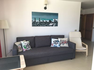 Photo for Newly Refurbished Apartment in Golf De Sur Tenerife