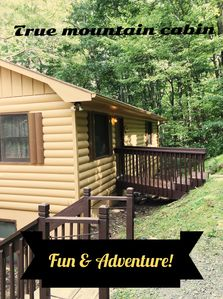 Photo for Family owned cabin 2 miles to the town of Boone. Gated and safe for family!