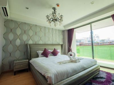 Photo for 2-BR Apartment w PoolView@RoccoHuaHin_3I