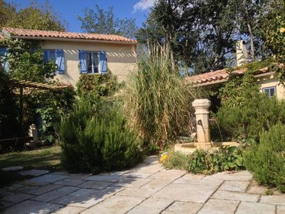 Photo for LES GLYCINES (sleeps 8, with swimming pools)