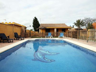 Photo for Rural holiday villa close to the beach