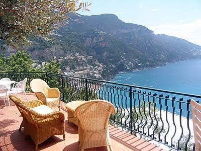 Photo for I Tre Ulivi: Smart holiday home with fantastic panorama in Positano
