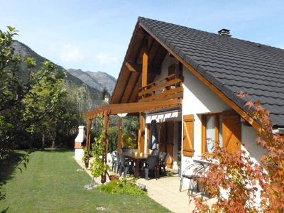 Photo for Beautiful House and garden in Bourg d'Oisans. WiFi. Ideal for cyclist & families