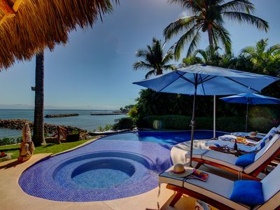 Photo for Special Offer! Puerto Vallarta Luxury - The Waves at Your Feet