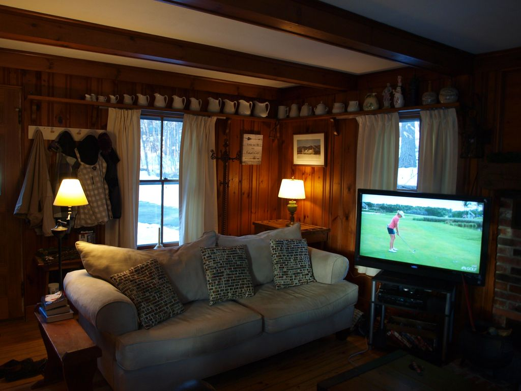 UpCountry Guest House North Conway Village On 2 Acre Estate