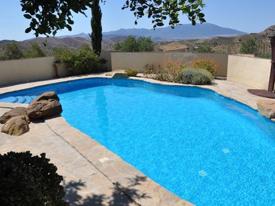 Photo for Villa with Private Pool Secluded in 23 Acres - idyllic tranquility