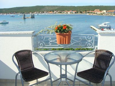 Photo for Apartment Let  A2(2)  - Sukosan, Zadar riviera, Croatia