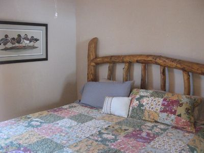 Photo for Sweet Retreat Bungalow 1880's with hiking, dog friendly and stocked kitchen