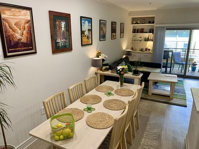 Photo for Well decorated bright luxury amenities apartment