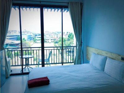 Photo for Studio Apartment with Balcony in Chiangmai (RR-13)
