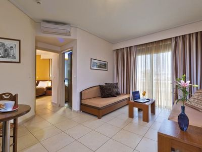 Photo for Apartment Creta Palm Apartment in Chania - 4 persons, 1 bedrooms