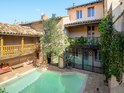 Photo for 5 bedroom Villa, sleeps 6 in Gaillac with Pool and WiFi