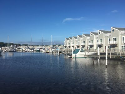 Photo for Adorable Water Front Condo in the heart of New Buffalo 2 week minimum/no maximum