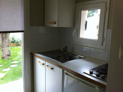 Photo for Very quiet studio in the Heights Marseilles, 20 minutes from the City Centre