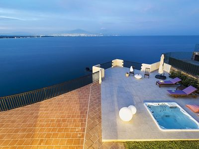 Photo for Sea view villa rental near Syracuse - Sicily