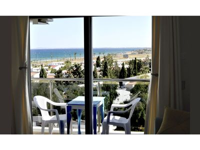 Photo for NEW (2014) 1 BEDROOM FLAT WITH PANORAMIC SEAVIEW, 200 METERS TO SANDY LONG BEACH