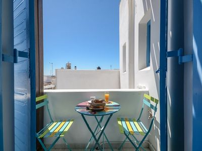Photo for DPE 1 Bedroom Apartment welcomes you to Naxos