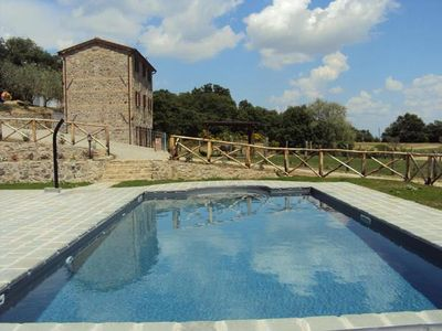Photo for Holiday house Cortona for 1 - 8 persons with 4 bedrooms - Farmhouse