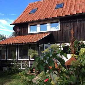 Photo for Timbered house with private garden and veranda in the wonderful country-style