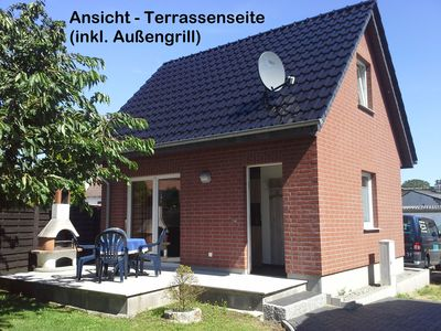 Photo for Small cottage for max. 4 pers. at the westl. Outskirts of the Hanseatic city of Wismar