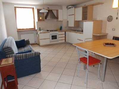 Photo for New and comfortable apartment in Cavareno