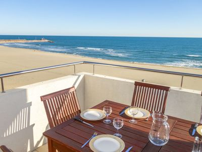 Photo for Apartment MUMBA in Canet-Plage - 6 persons, 2 bedrooms