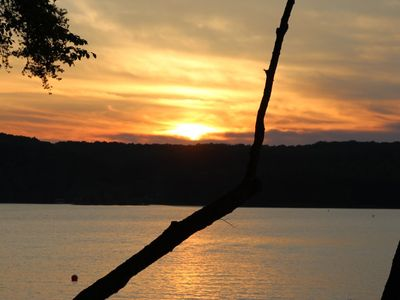 Photo for Best View On Beautiful Lake Blue Ridge!