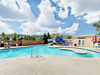 Rec Center - Less than a half-mile away, you'll have quick access to all the amenities at the nearby rec center.