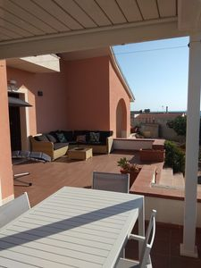 Photo for BEAUTIFUL VILLA ON THE SEA MARZAMEMI SICILY