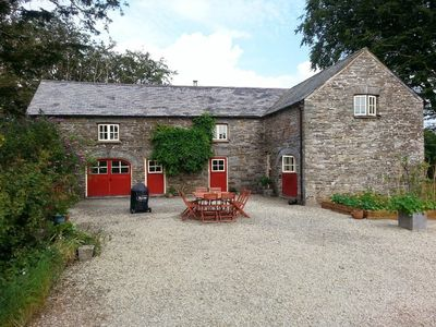 Photo for The Barn, a traditionally converted barn in a mountain village in Pembrokeshire.