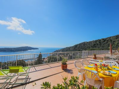 Photo for LE CALIFORNIA AP1008 by RIVIERA HOLIDAY HOMES - Apartment for 6 people in Villefranche-sur-Mer