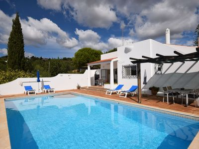 Photo for Secluded and private holiday villa with large private pool