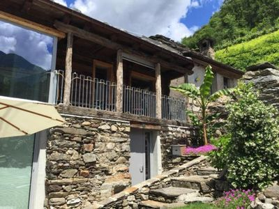 Photo for 1BR House Vacation Rental in Malvaglia Chiesa, Bleniotal