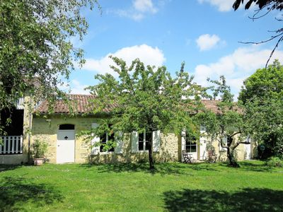 Photo for Vacation home La Vertheuillaise (VHL100) in Longre - 6 persons, 1 bedrooms