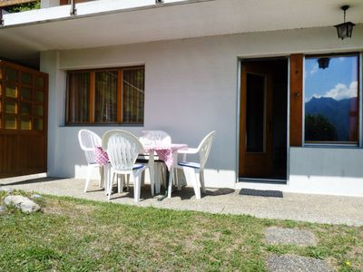 Photo for Apartment Panorama II 1 in Ovronnaz - 2 persons, 1 bedrooms