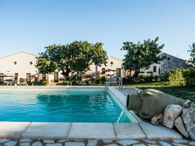 Photo for FARM I5SENSI (Vc) Studio of 45 square meters, with a swimming pool.
