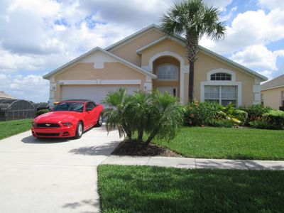 Photo for Beautiful Villa with Pool only 3 Miles to Disney