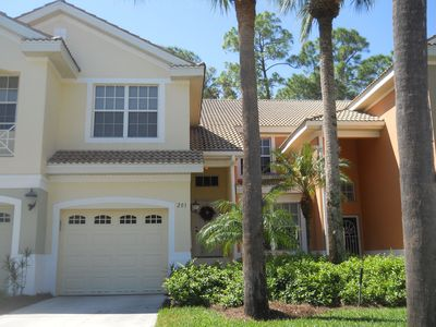 Photo for Beautiful 2400sq.ft coach home in Golf Community -minutes from Gulf