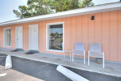 Oak Island Extended Stay 119-small-001-13-Building Front-666x444-72dpi