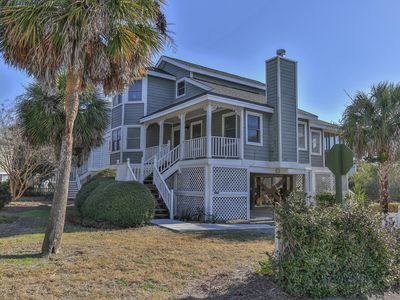 Photo for Newly Renovated Wild Dunes Beach Cottage Next to Pool and Ocean.