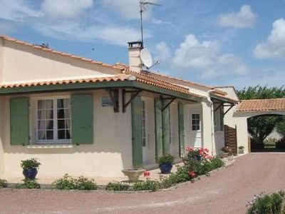Photo for 2BR Villa Vacation Rental in Saint-Pierre-D'oléron, Nouvelle-Aquitaine