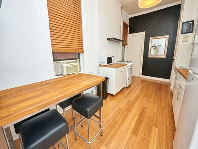Photo for Apartment 1.3 km from the center of New York with Internet, Air conditioning (983297)