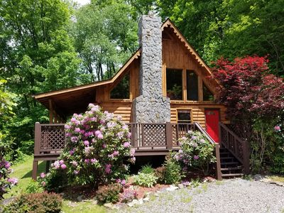 Photo for The Chalet at Patricia's Place in Maggie Valley