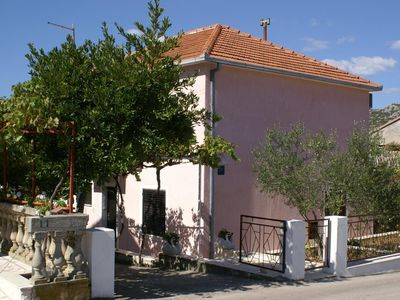 Photo for Apartment in Seget Vranjica (Trogir), capacity 4+2